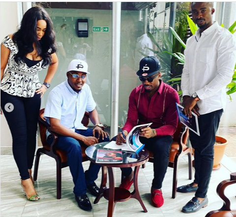BBN Ike Sign New Endorsement