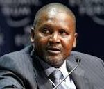 Dangote set to take over Arsenal in 2021