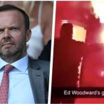 Man united fans attacks CEO house