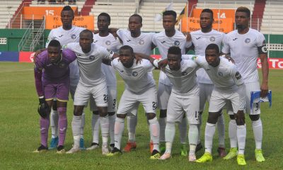 Enyimba beat san pedro to qualify for quarterfinals
