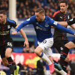 Everton charge into European Contention after Palace win