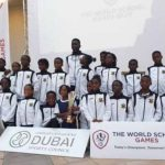 Lagos school wins Gold at World Games in Dubai