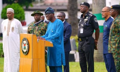 Police shut down 15 schools in Lagos