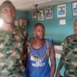 Three fake soldiers arrested in Ogun state