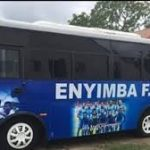 Enyimba Team bus attacked by Armed robbers