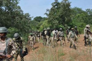 Nigerian Army dislodge Boko Haram in North East