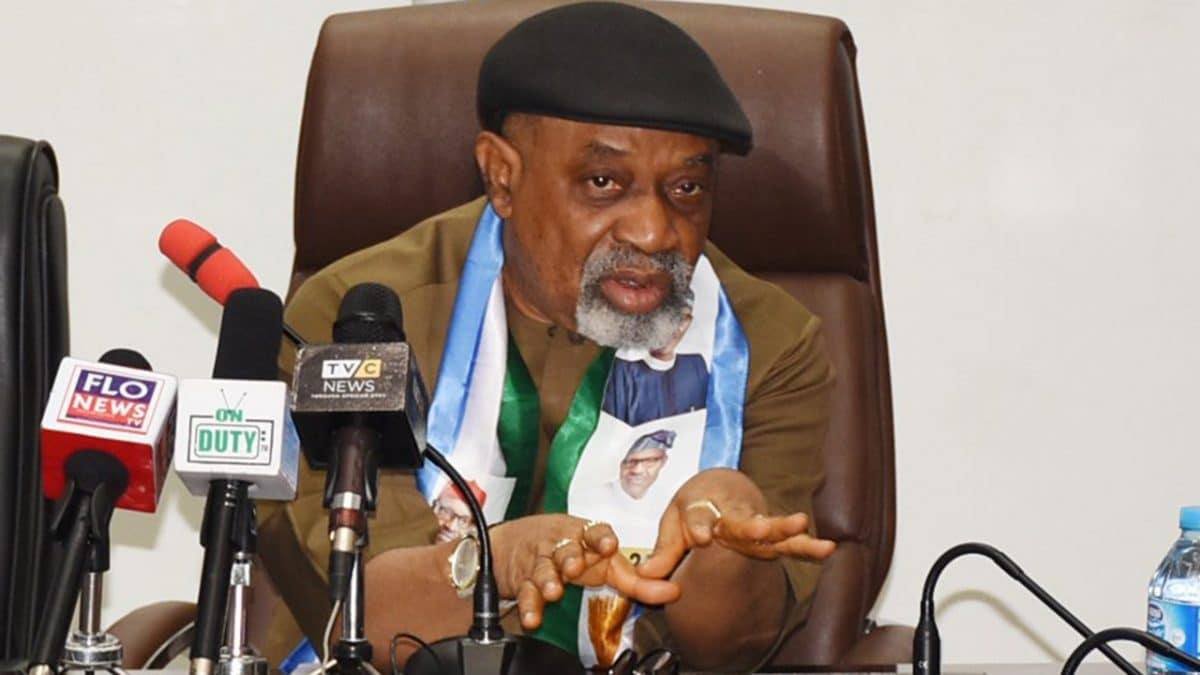 Ngige hints on contesting for president