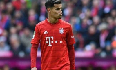 Arsenal face possible setback in pursuit of Coutinho
