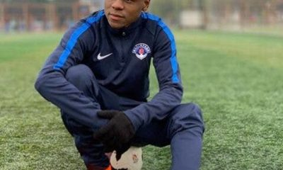 Turkey based Nigerian star eyes national call-up
