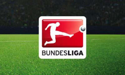 German Bundesliga Table 2019/2020