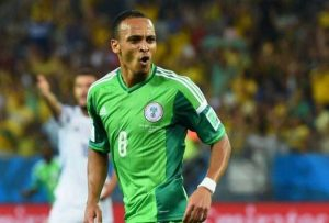 Read What Odemwingie said About ex-Nigerian coaches