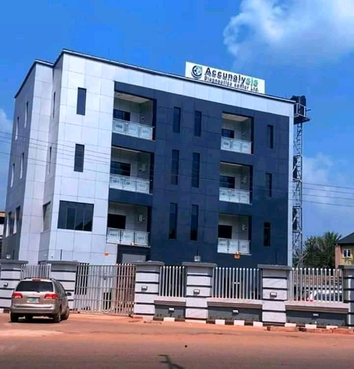 Pictures Of Accunalysis Diagonistic centre Nnewi