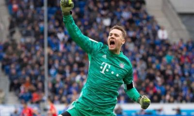 Manuel Neuer signs new Bayern Contract