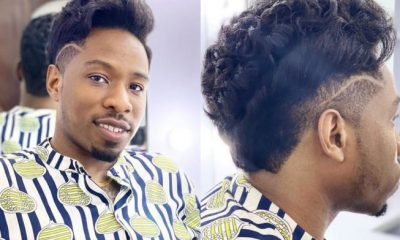BBNaija's Ike Shares New Haircut