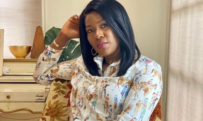 Actress Stephanie Okereke shares Monday Inspirations