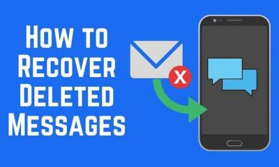 5 Steps To Recover Deleted Messages