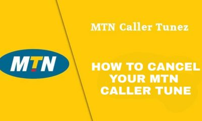 How to Cancel Your MTN Caller tune