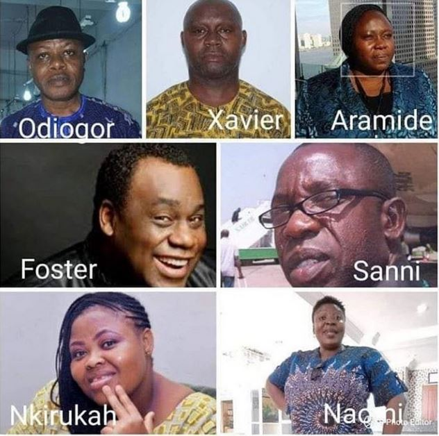 Lists Of Journalists Who Died Within Seven Days