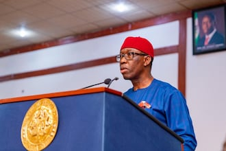 Ifeanyi Okowa's daughter tests positive