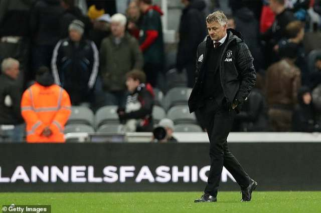Solskjaer Reacts To Liverpool Premier League title Win