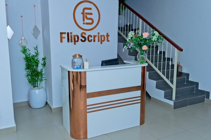Nollywood Actress Chika Ike Unveils New Office