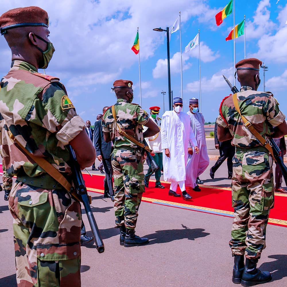 Here's Why Buhari is visiting Mali