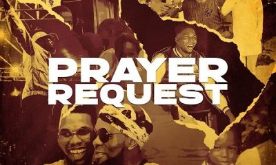 "Download latest song ""Prayer Request"""