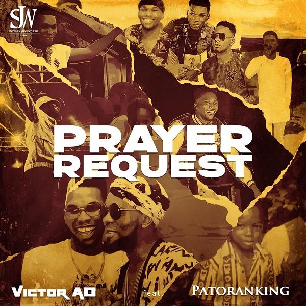 """Download latest song """"Prayer Request"""""""