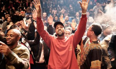 Kanye West Commence Presidential Campaign