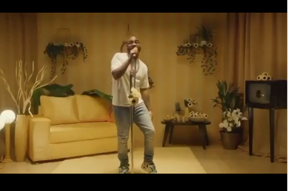 Watch Davido's Live Performance
