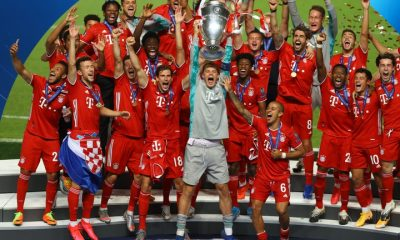 Bayern Crown Champions Of Europe