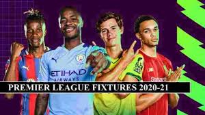 EPL 2020-2021 Opening MatchDay
