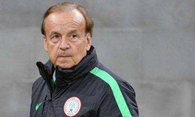 Gernot Rohr Reveals Two New Players To Be Invited To Super Eagles
