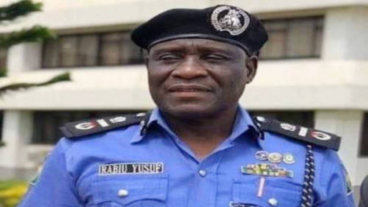 Assistant Inspector-General Of Police, Yusuf is Dead