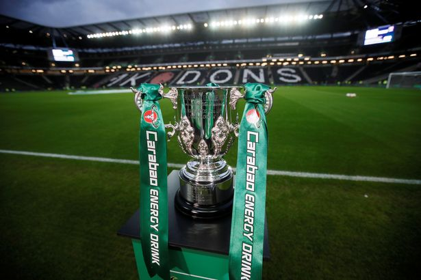Checkout Carabao Cup full draw