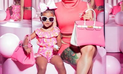 Cute Photos of Cardi B With Her Daughter