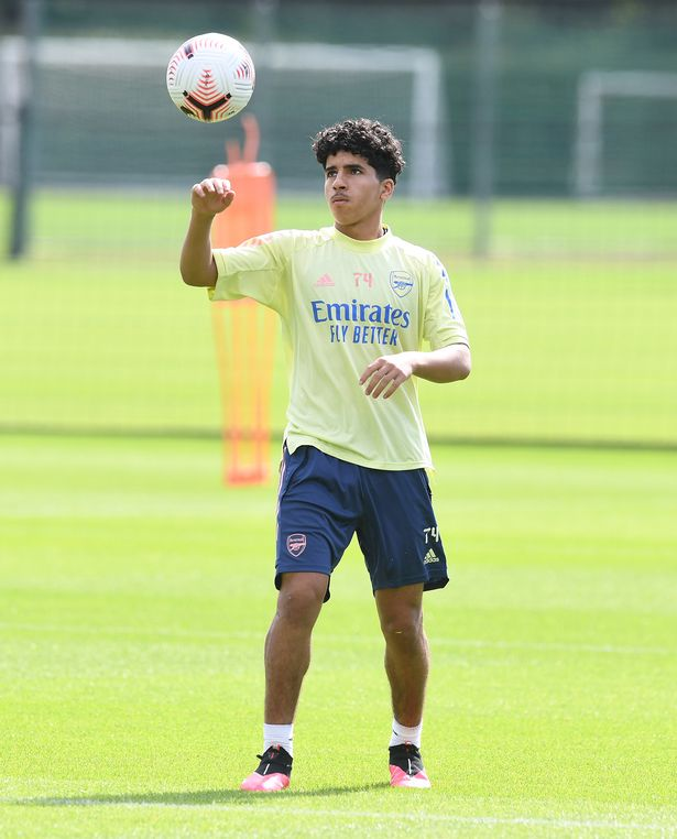 Arsenal news and new signings first training