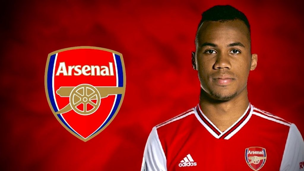 Arsenal sign Gabriel Magalhaes