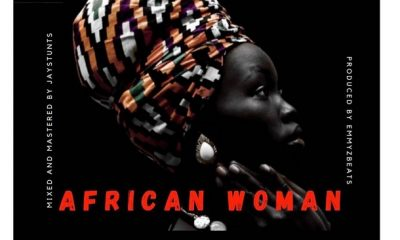 "Download ""African Woman"" – Bracket"