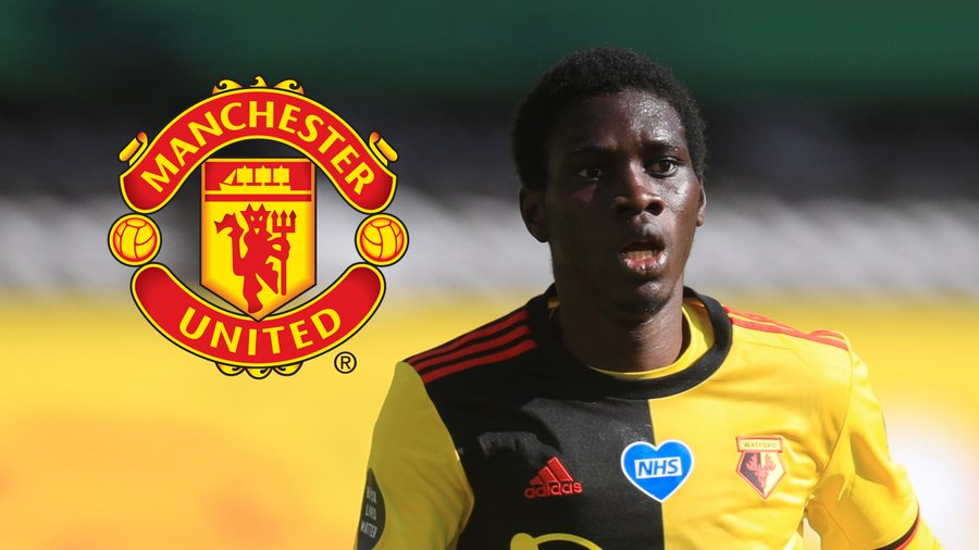 Manchester United To Sign Ismaila