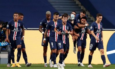 Three PSG Players Test Positive