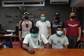 Two Nigerians arrested in Thailand