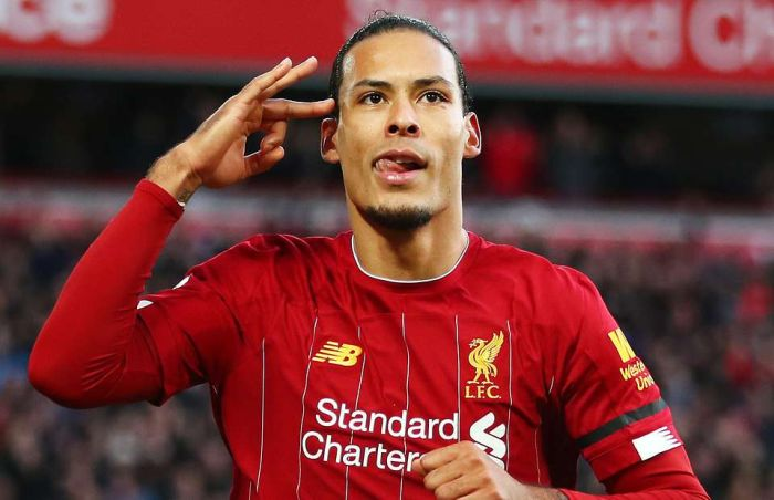 What Van Dijk said about Liverpool