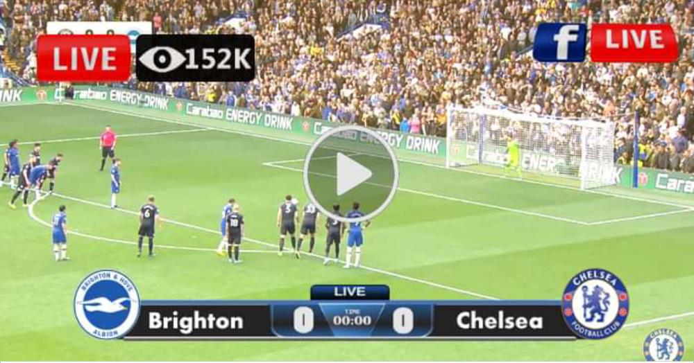 Watch Brighton vs Chelsea