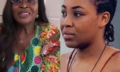 What Erica's mum Said about her daughter