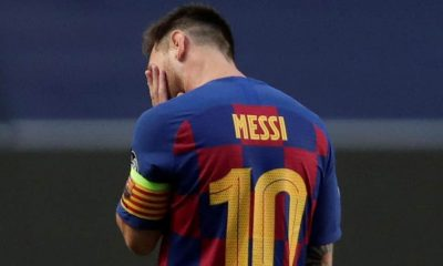 Messi Considering A Dramatic U-Turn