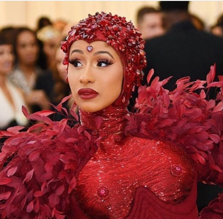 Cardi B Reacts To ENDSARS