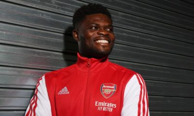 Checkout Thomas Partey's demand