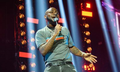 Davido Smashed Someone's Phone