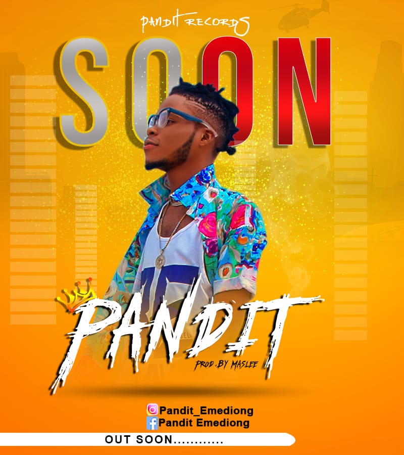 "Download Latest single ""SOON"" by ""Pandit"""